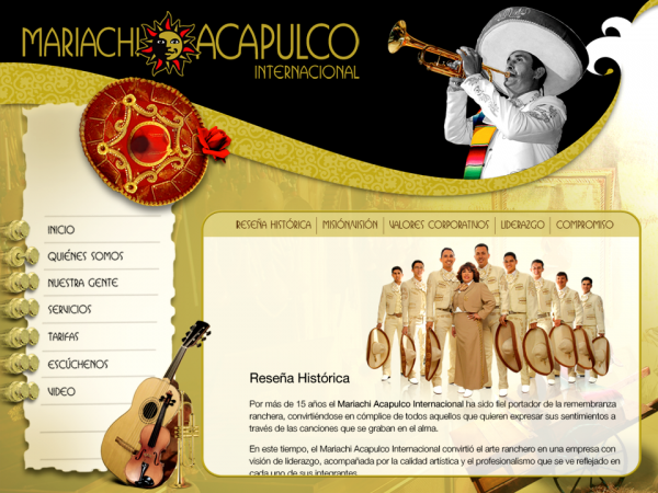 Mariachi Acapulco Internacional